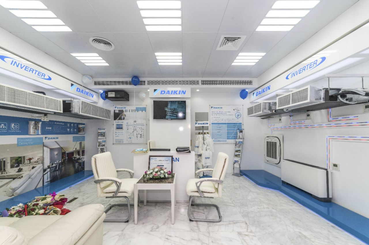 Emitech Showroom Dubai