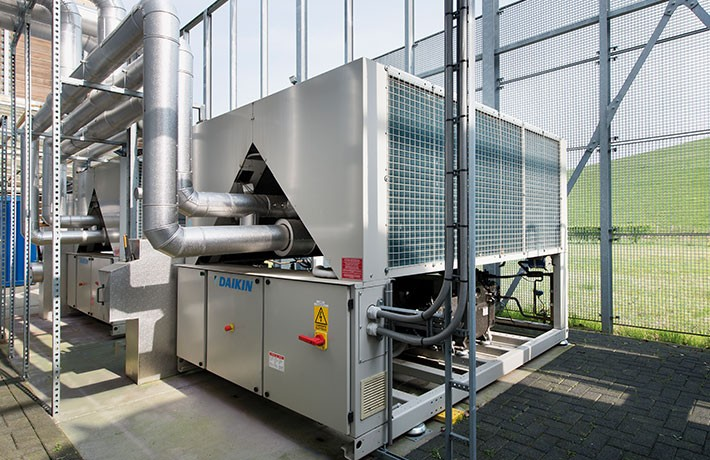 Energy Efficient chiller