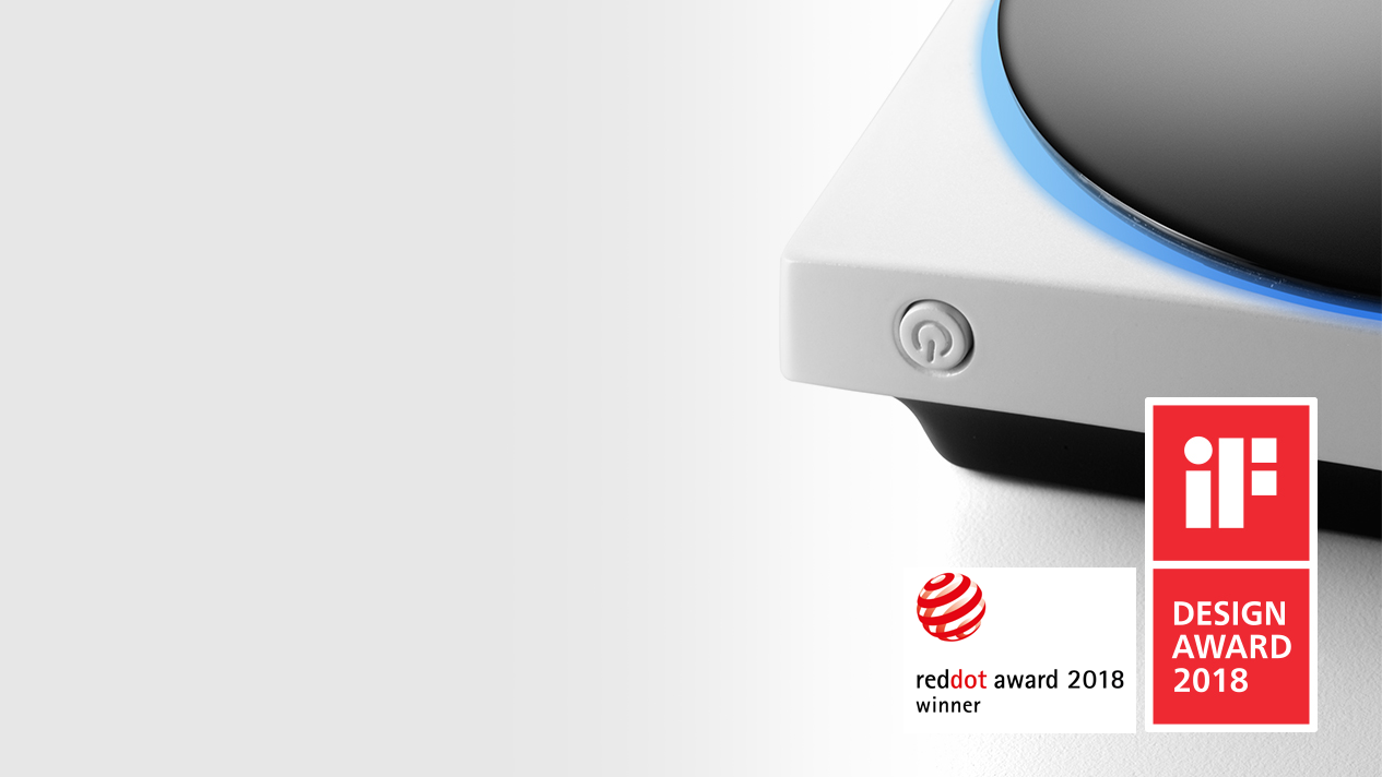 BRC1H IF Reddot Design award 2018